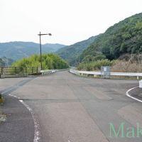 お遍路 38番金剛福寺までの道のり「まっすぐ」西 2012, Каратсу