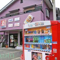 お遍路 38番金剛福寺までの道のり「宮崎酒店」西 2012, Каратсу