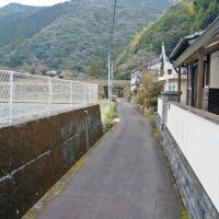 お遍路 38番金剛福寺までの道のり「くろしお中村線が見えてくる」北西 2012, Сага