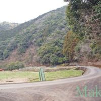 お遍路 38番金剛福寺までの道のり「大きくまわって左へ進む」北西 2012, Тосу