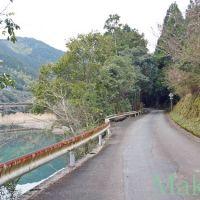 お遍路 38番金剛福寺までの道のり 南 2012, Тосу