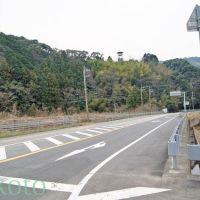 お遍路 38番金剛福寺までの道のり「56号線へ合流」西 2012, Тосу
