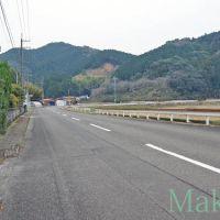お遍路 38番金剛福寺までの道のり 南東 2012, Тосу