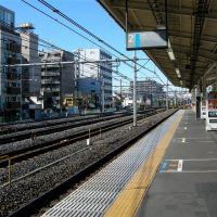 JR北浦和駅ホーム (JR Kita-Urawa Station platform), Вараби