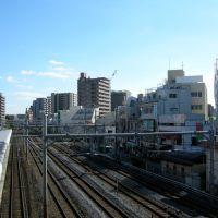 JR北浦和駅 (JR Kita-Urawa Station), Вараби
