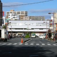 JR北浦和駅西口・2012年11月 (JR Kita-Urawa Station west exit, November 2012), Вараби