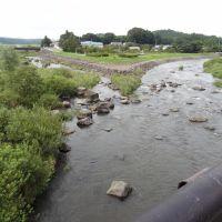 国道294号線を行く-稲沢むつみ橋からの眺め, Йоно