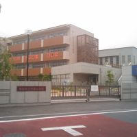 谷塚小学校 Yatsuka Primary School, Сока