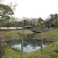 駿府城跡, Атами