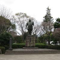 駿府城跡 家康像, Атами