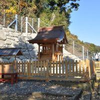 Tōun-Jinja  東雲神社  (2009.12.23), Атами