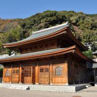 Rinzaiji Temple  臨済寺  (2009.12.23), Атами
