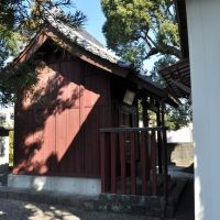 Shirahige-Jinja  白髭神社  (2009.12.23), Атами