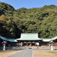 Shizuoka-ken-Gokoku-Jinja  靜岡縣護國神社  (2009.12.23), Атами