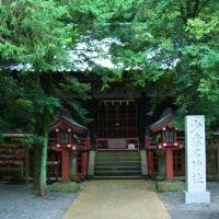 駿河国総社 静岡浅間神社 少彦名神社, Атами