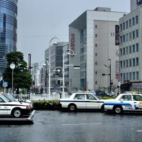 Shizuoka City in raining, Атами