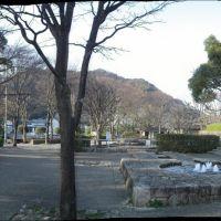 城北公園 噴水 2007年2月20日撮影, Атами