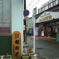 120225 姫街道 見付宿, Ивата
