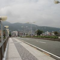 Up the bridge towards the mountains, Ито
