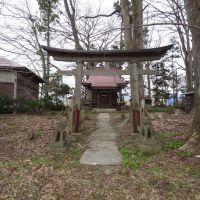 今木神社, Масуда