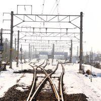 鉄の路, Масуда