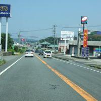 大田市久手町 Kute-cho, Oda-shi, Ода