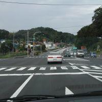 Route 9 国道9号 大田市久手町, Ода