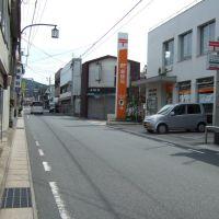 石見大田郵便局前 Iwami-Oda Post Office, Ода