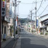 大田市駅通り, Ода