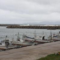 田儀漁港, Ода