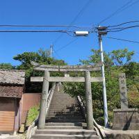 苅田神社, Ода