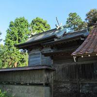 佐比賣山神社 (多根), Ода