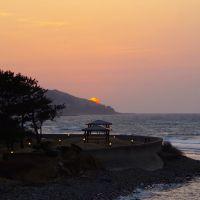 多伎の夕日2, Ода