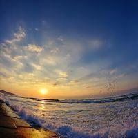Sunset, Ода