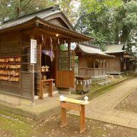 須賀神社, Ояма