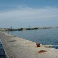 浜田漁港から見る日本海・Sea of Japan, Хамада