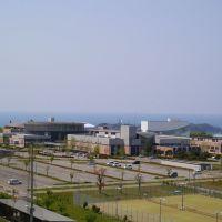 The University of Shimane 島根県立大学, Хамада