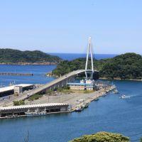 マリン大橋 2010/08/09, Хамада