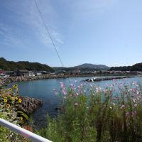 浜田松原の港, Хамада