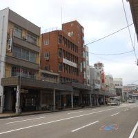 浜田駅前通り 浜田駅方向, Хамада