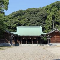 濱田護國神社, Хамада