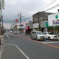 大網街道、星久喜台バス停付近, Ичикава