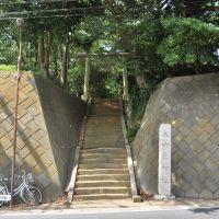 Dairokuten-Jinja  大六天神社  (2009.07.25), Ичикава