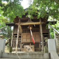 Suwa-Jinja  諏訪神社  (2009.07.25), Ичикава