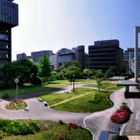 Miyako-gawa Park, Chiba City 都川公園 [ys-waiz.net], Ичикава
