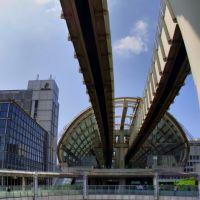 Terminus of Chiba Urban Monorail Line1 延伸を待つ千葉都市モノレール1号線 [ys-waiz.net], Ичикава