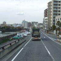 寒川大橋付近, Ичикава