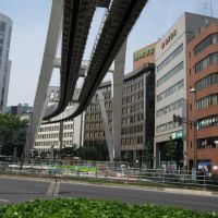 Downtown Chiba千葉市の中心, Кашива