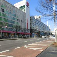 千葉駅付近, Кисаразу