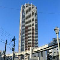 千葉セントラルタワー, Кисаразу